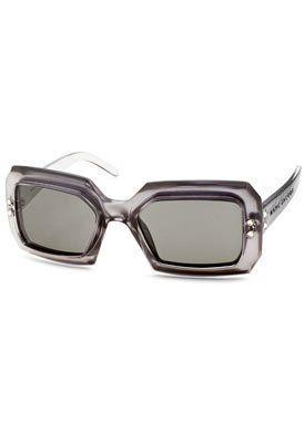 fda88799fa Marc Jacobs Fashion Sunglasses 147 S 0LIL LV 54  Plum Silver Smoke Marc  Jacobs.  189.99