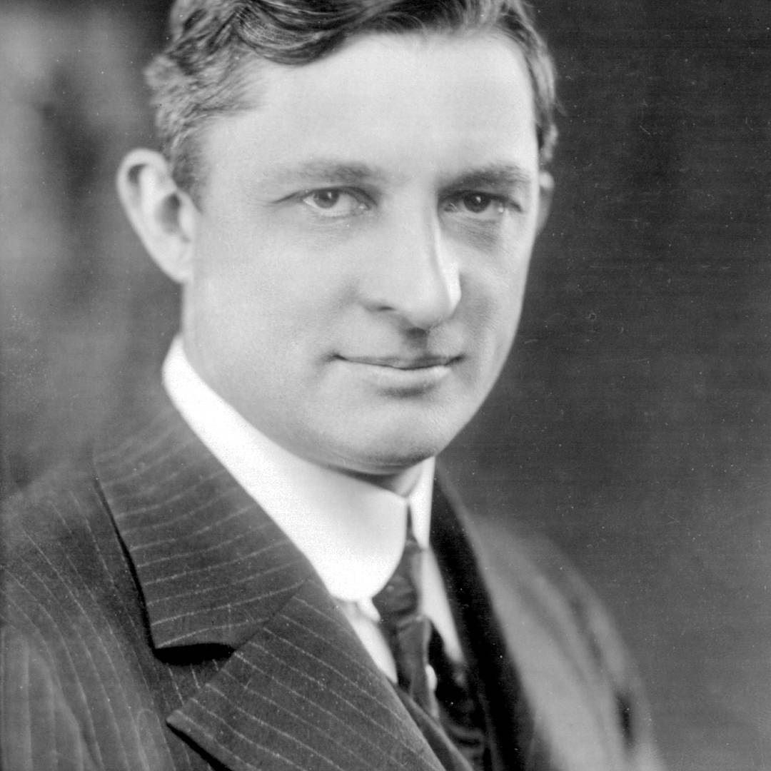This is Willis Carrier the inventor of Modern Air