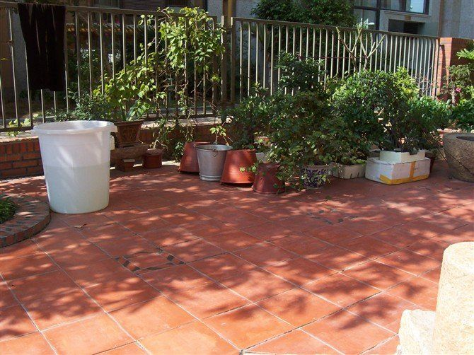 Terra Cotta Patio Pavers Google Search
