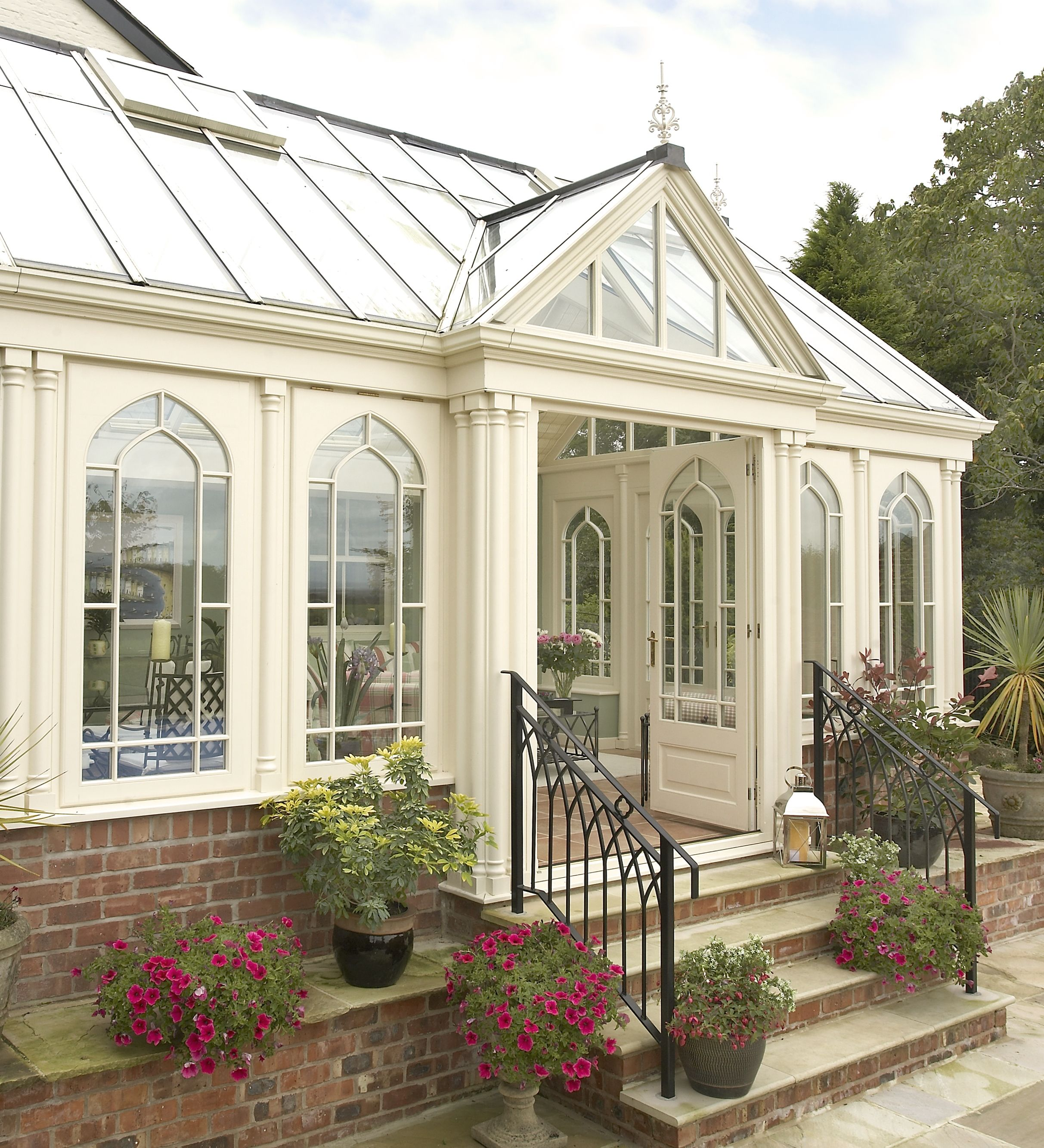 Parish Conservatories Of Fairfield Ct, Provides Design And Construction Of