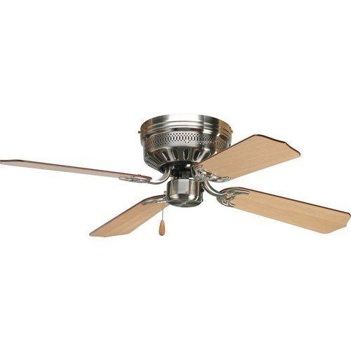 Progress Lighting 42 Inch Airpro Hugger 5 Cherry Blade Ceiling Fan