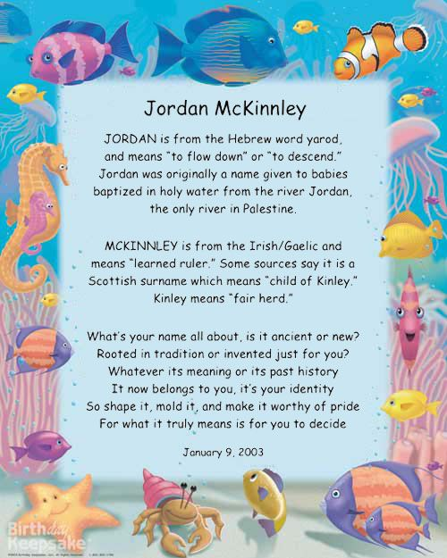 Name meaning keepsake print for baby child boy or girl name meaning keepsake print for baby child boy or girl birthday keepsakes yadclub Images