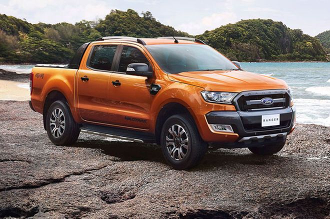 2018 Ford Ranger Wildtrak Review And Specs Dengan Gambar Ford