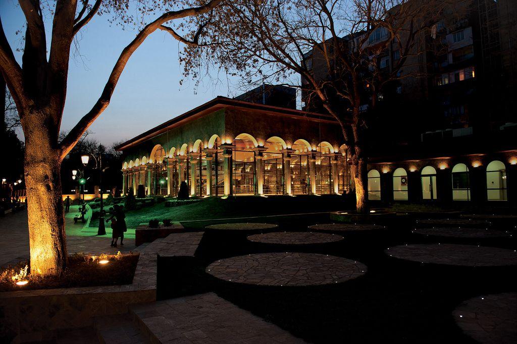 Starry night light installations by lee eunyeol u l illuminazione