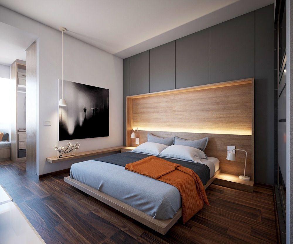 Neues schlafzimmer interieur indirekte beleuchtung  ein neues wohlgefühl zu hause  architektur