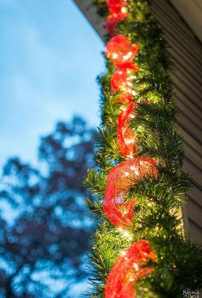 3 Ways to Repurpouse Your Faux Christmas Tree mac Pinterest