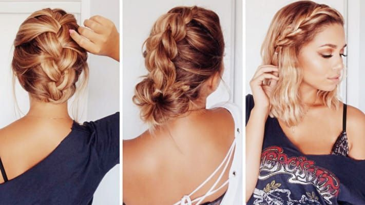tired of plain and boring hairstyles
