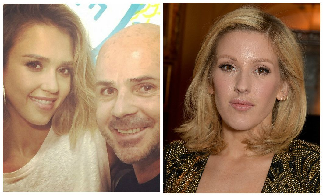 Ellie Goulding Is The Latest A-Lister To Brave A New \u0027Do Short bob