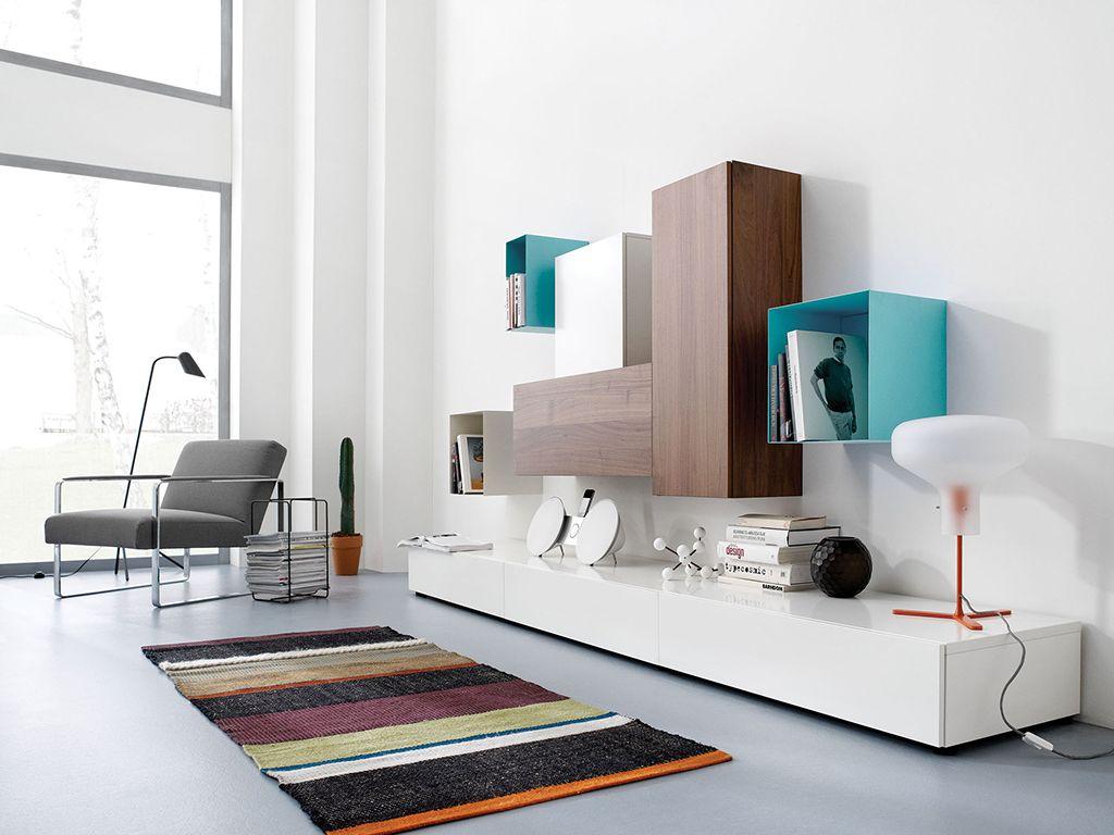 boconcept volani lugano wall system home pinterest. Black Bedroom Furniture Sets. Home Design Ideas