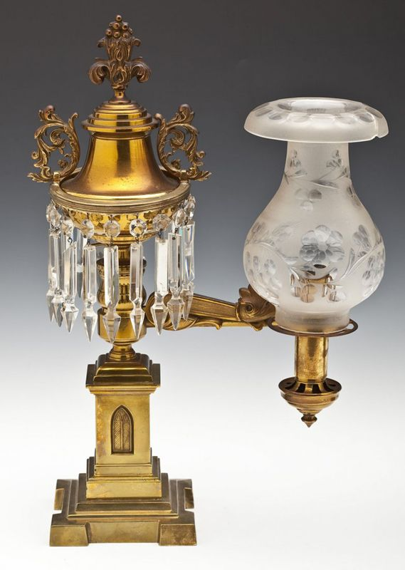 My 1923 Foursquare Astral Lamps Antique Lighting