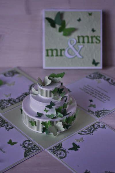 Wedding Exposion Box die 2.