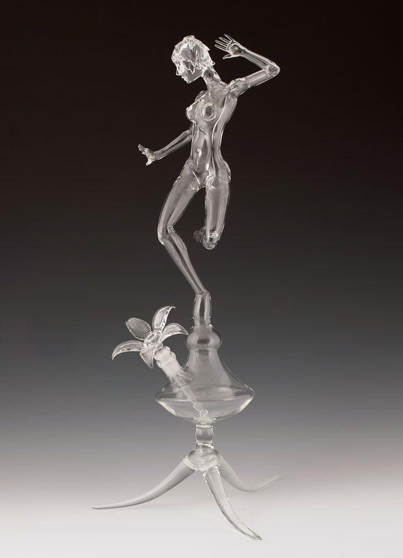 Stunning Glass Sculptures by Robert Mickelson