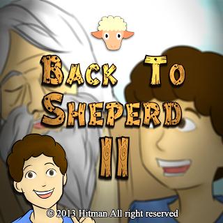 Back to Sheperd 2 Visual Novel (UAS 2D Game Design) | gigigamama sketchbook