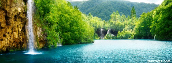 Download Waterfall Facebook Cover For Free Waterfall Wallpaper Scenery Wallpaper Nature Wallpaper