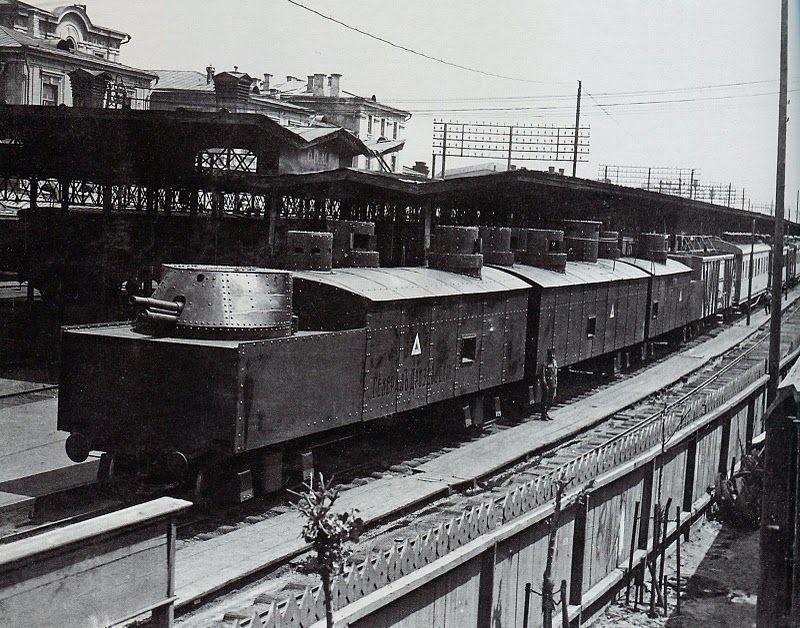 Armored Train Civil War