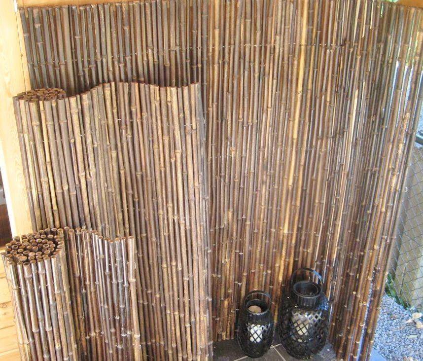 Bamboe Decoratie