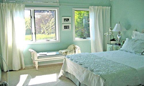 Dormitorios matrimoniales peque os buscar con google - Colores para dormitorios matrimoniales ...