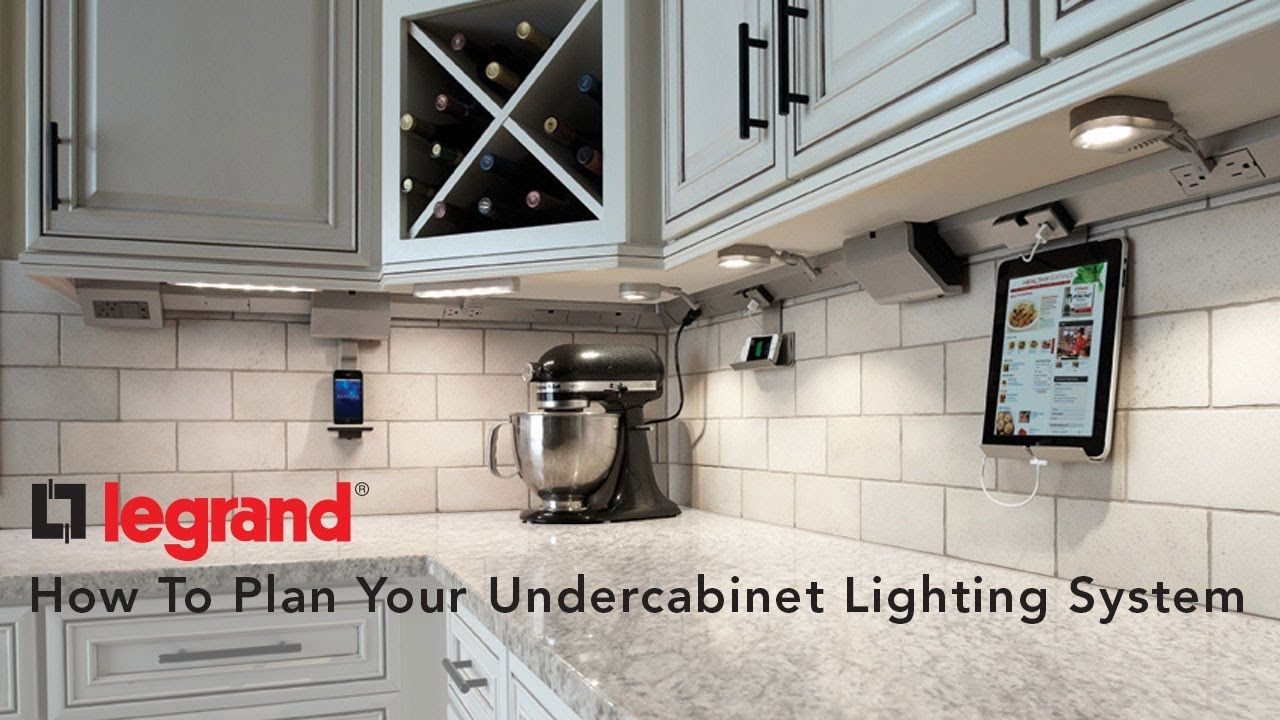 Legrand Adorne Undercabinet Lighting Lumens Com With Images Under Cabinet Lighting Kitchen Upgrades Kitchen