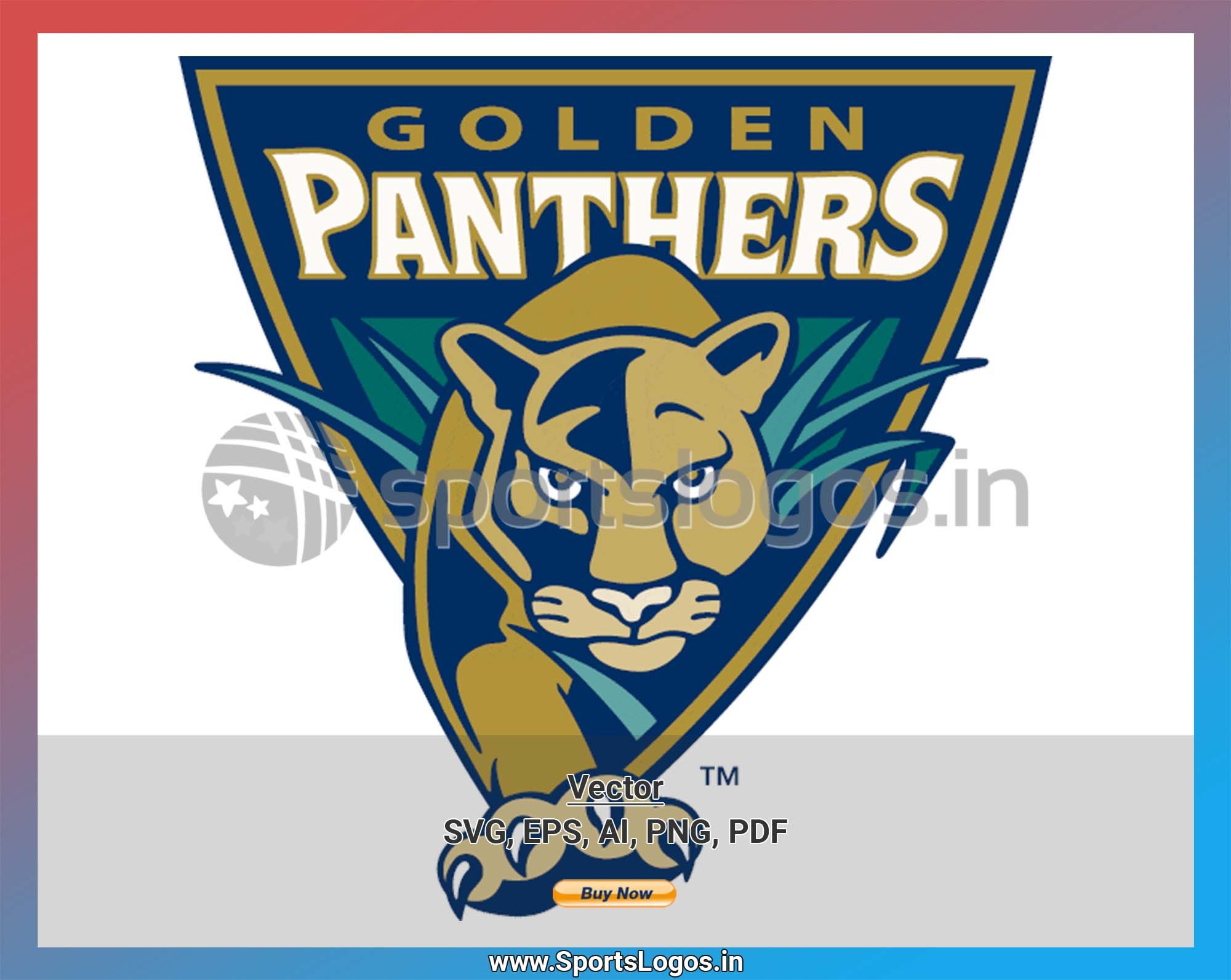 Fiu Panthers College Sports Vector Svg Logo In 5 Formats Spln001479 Sports Logos Embroidery Vector For Nfl Nba Nhl Mlb Milb And More Embroidery Logo Sports Logo Panthers