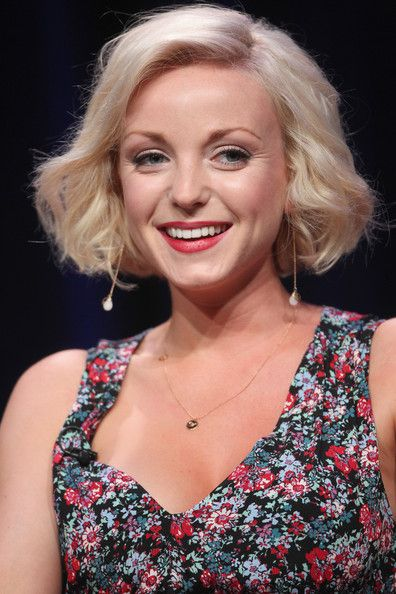 Pin By Momo F On Bob Hair Pinterest Helen George And Bobs