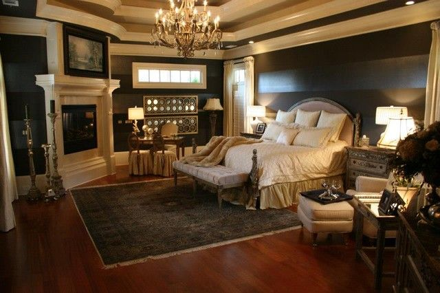 Delightful Luxury Traditional Master Bedrooms