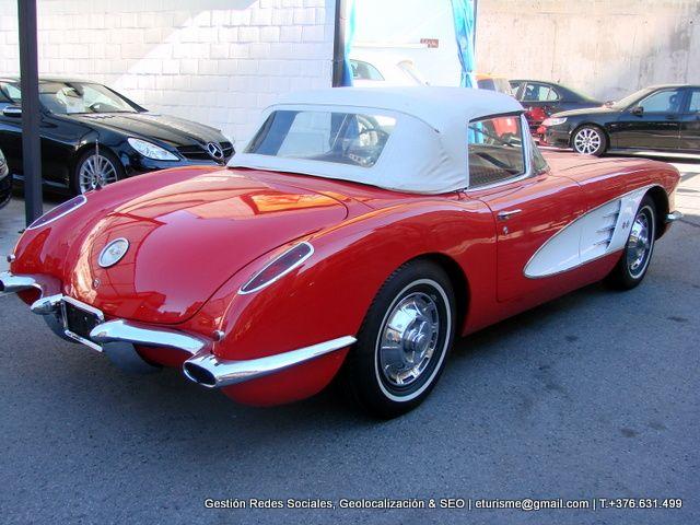 Comprar Chevrolet Corvette C1 A La Venta En Andorra Automoviles J