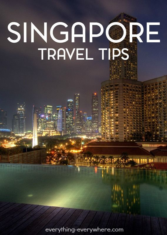 Singapore is an island country and modern city-state best known for its booming economy. The country was once dismissed as a mere stopover; it has now reinvented itself as one of the economic and metropolitan attractions in South East Asia. Here are some useful things to know before traveling there.