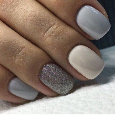 Best Different Color Combinations For The Design Of Your Nails This Winter 31 Nails Stylish Nails Nail Colors