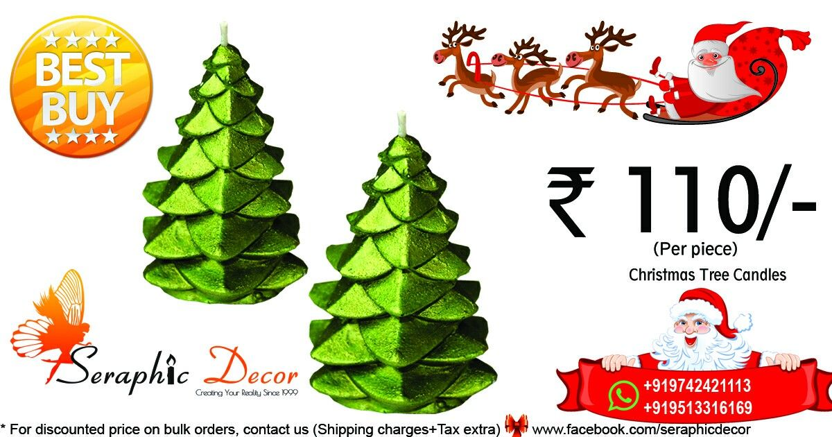 This Christmas celebrate with Seraphic decors!!!! Christmas - christmas decors