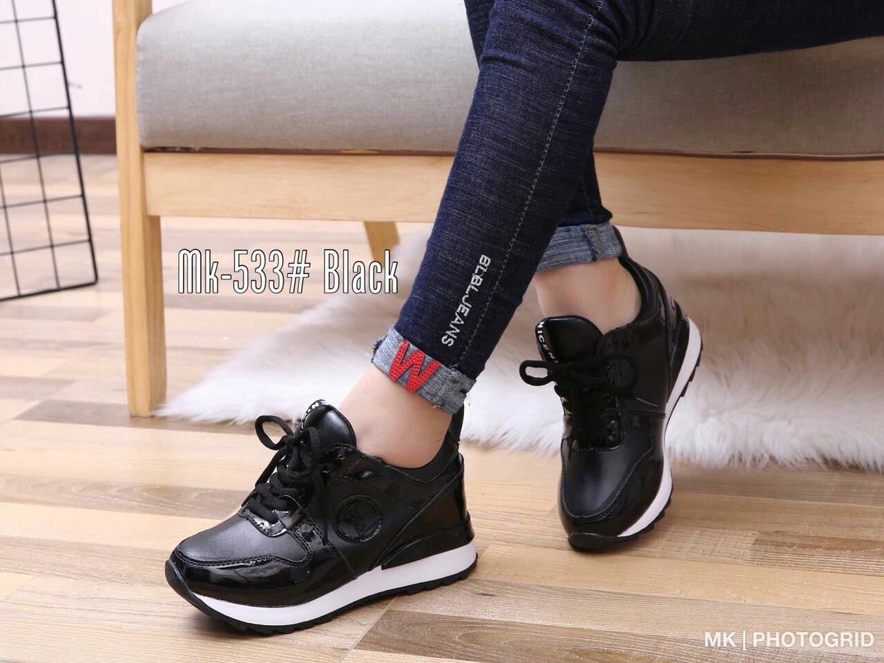 Ladies Comfort Lv Sneakers Shoes