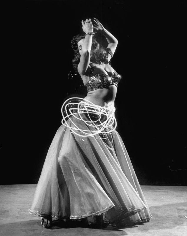 Egyptian dancer foto 72