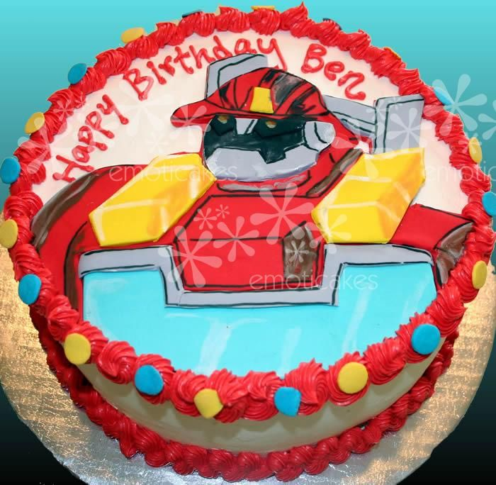 Prime White 9 Round Birthday Cake From Emoticakes Com Heatwave Rescue Funny Birthday Cards Online Alyptdamsfinfo