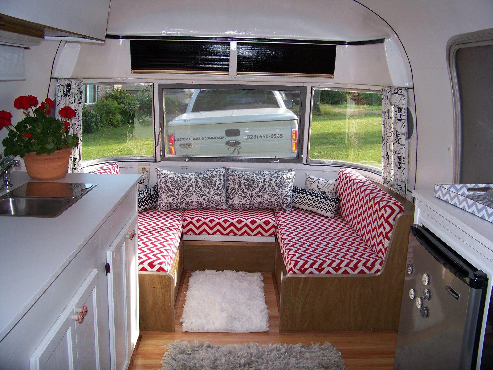 1975 Airstream Argosy Vintage Camper Travel Trailer Renovated No Reserve