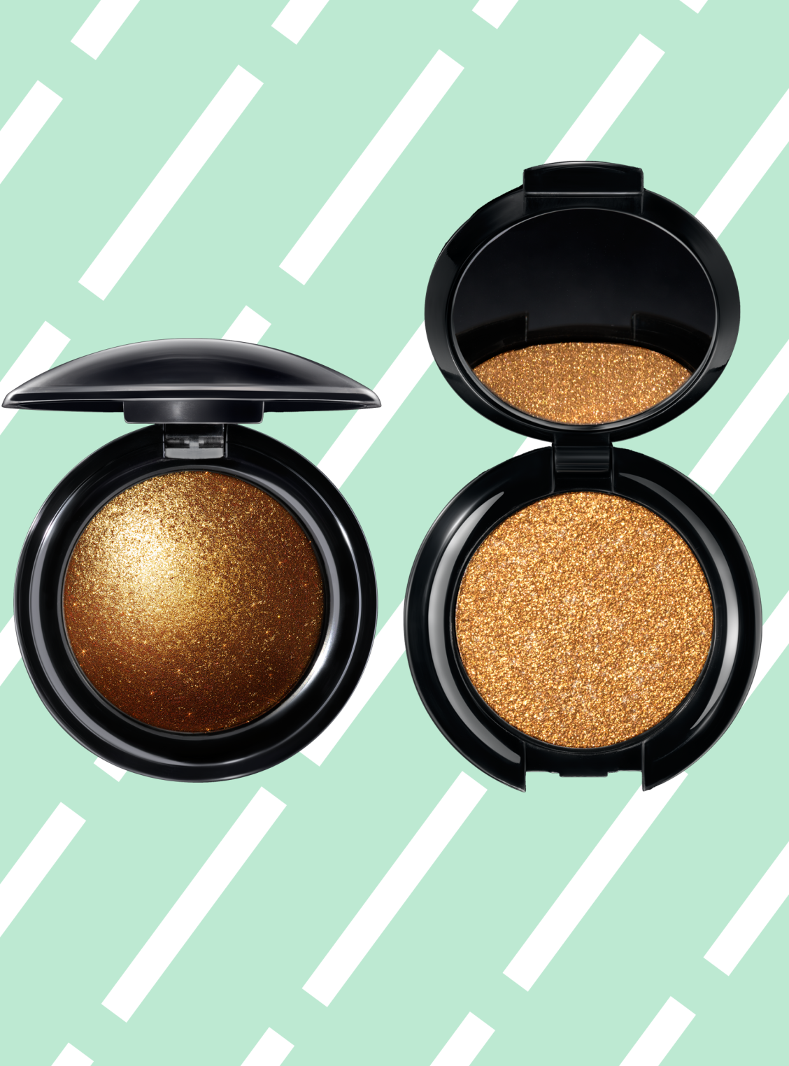 You'll SHINE with these eyeshadows!