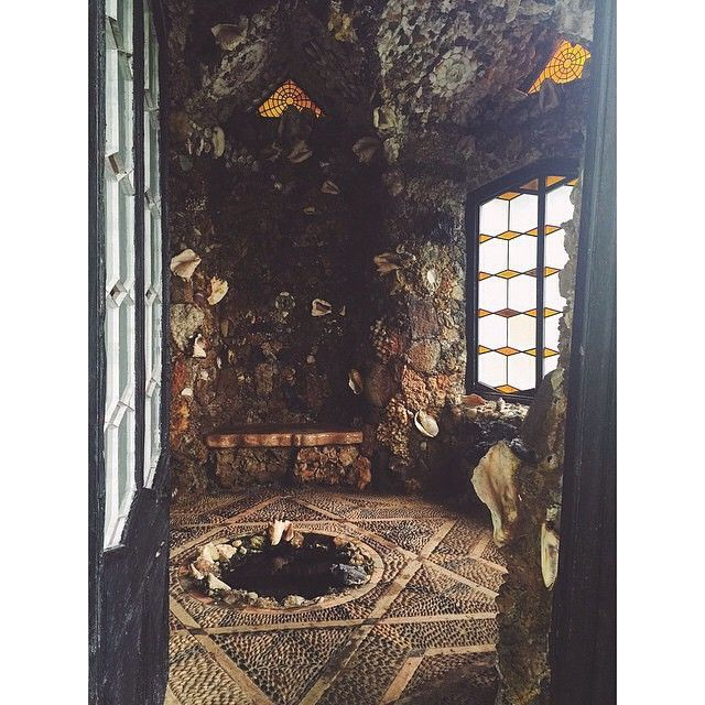 shell grotto - Google Search