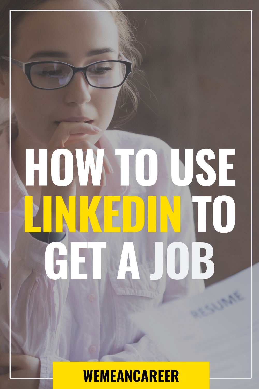 How To Get A Job Using LinkedIn Job search tips