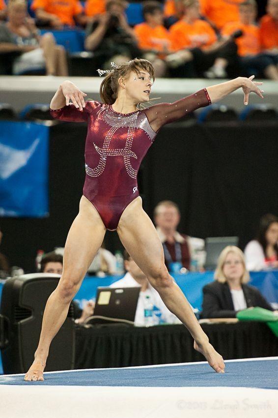 Maileana Kanewa (USA) Artistic Gymnastics HD Photos