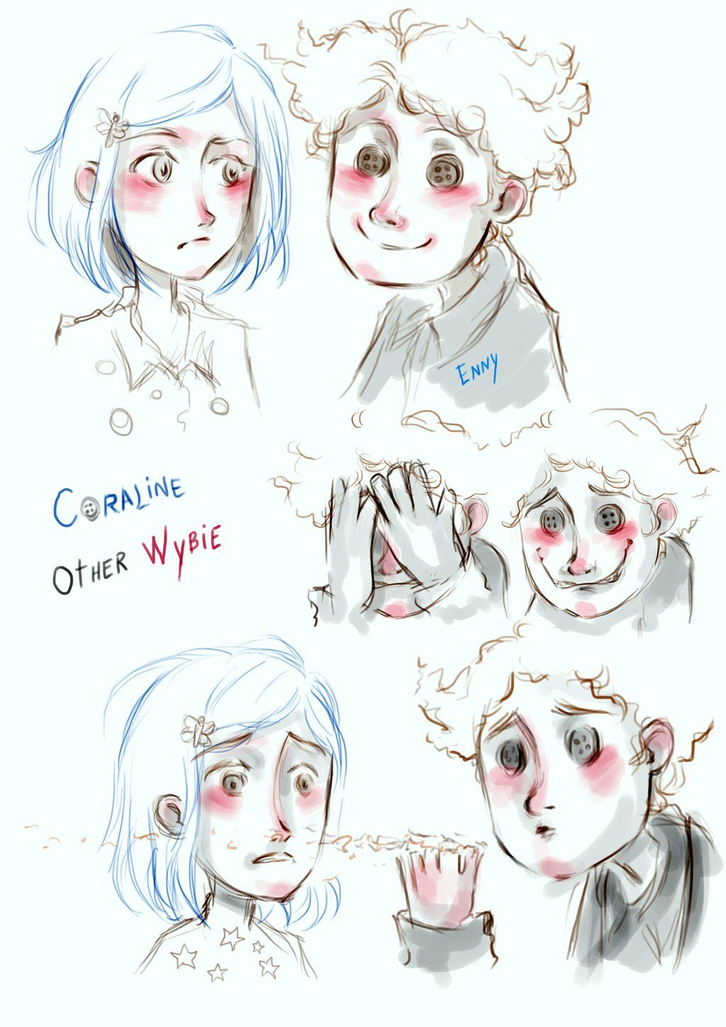 Coraline Other Wybie Kiss Wiring Diagrams Simple Trf Receiver Circuit Diagram Tradeoficcom And By Ennylarok Deviantart Com On Rh Pinterest Characters