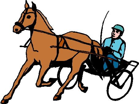 Horse Racing Clipart Free Images 3