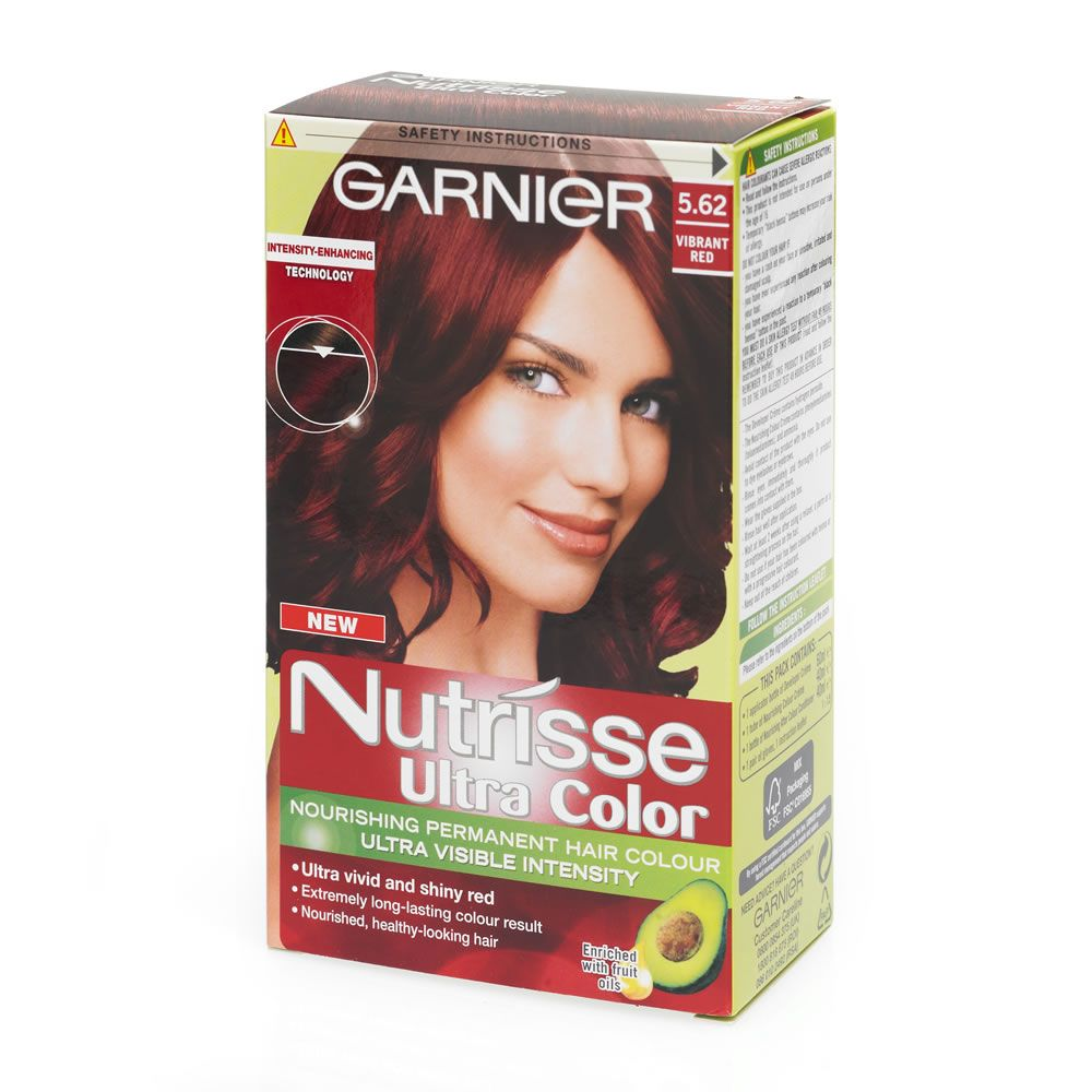 Garnier Red Hair Color...