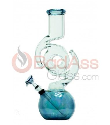 Infinity Glass Water Pipe  Level of being high: Infinity