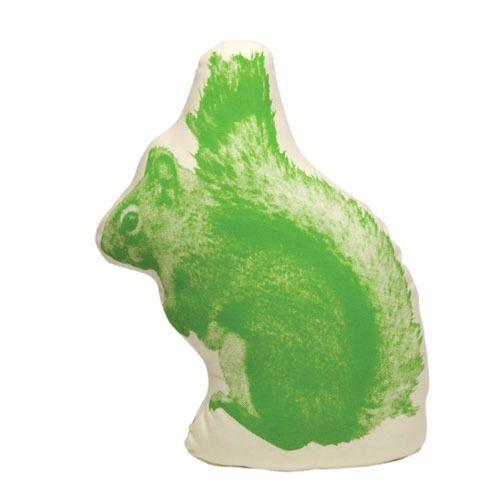 Fauna Squirrel Pico Pillow | Wayfair