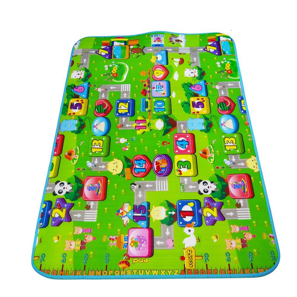 매트 어린이 카펫 아이 장난감 양탄자 개발 러그 플레이 매트 양탄자 게임 플레이 아이들의 양탄자 아기 장난감 선물 어린이