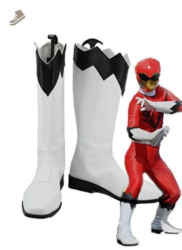 0798083f1387 POWER RANGERS Doubutsu Sentai Zyuohger Yamato Kazakiri Cosplay Shoes Boots  Custom Made - Telacos sneakers for women (*Amazon Partner-Link)