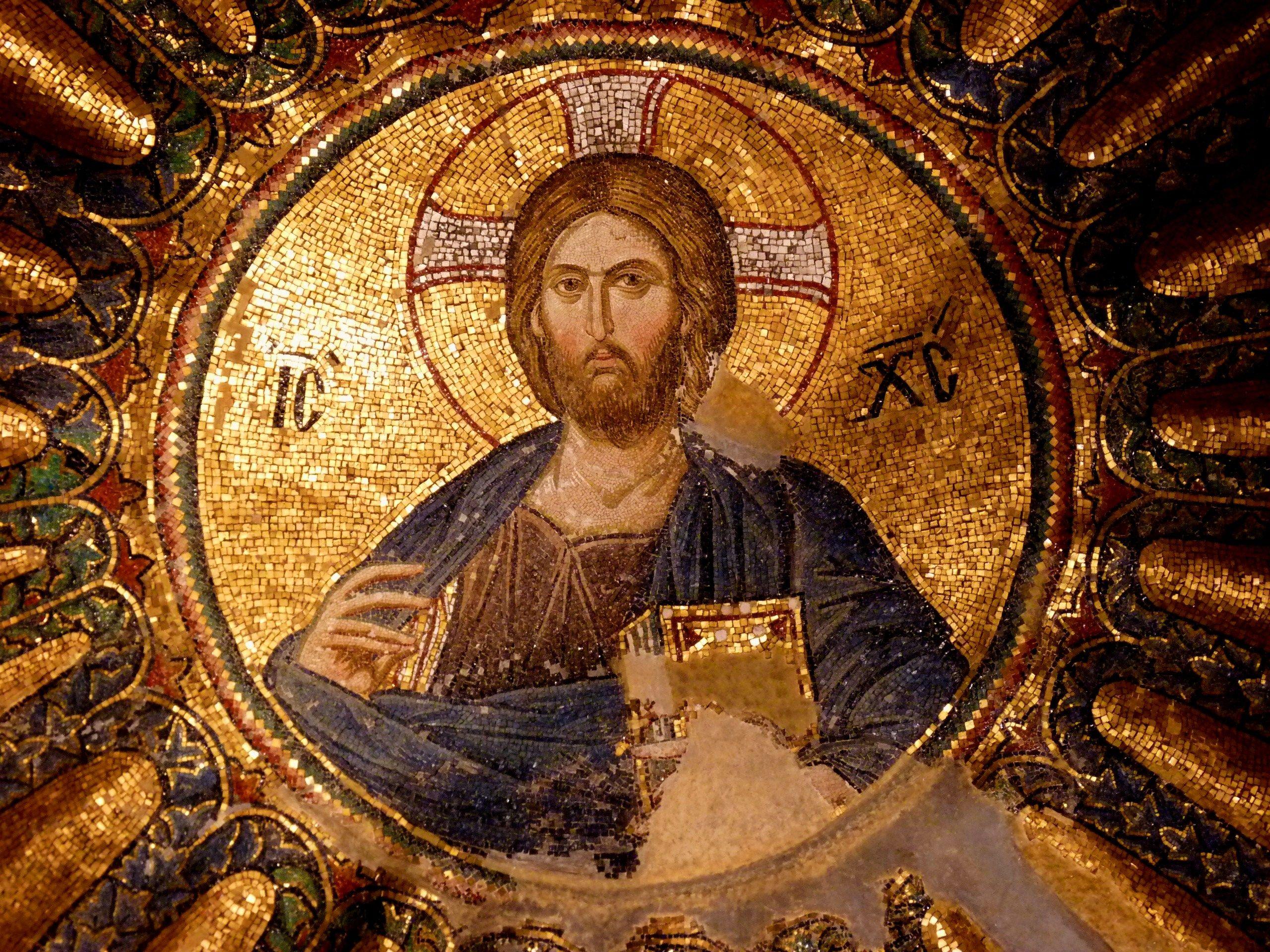 ΕΥΛΟΓΙΑ!!!ΘΑΥΜΑ!!!ΦΑΝΕΡΩΝΕΤΑΙ Ο ΠΑΝΤΟΚΡΑΤΟΡΑΣ ΣΤΗΝ ΑΓΙΑ ΣΟΦΙΑ ΣΤΗΝ  ΚΩΝΣΤΑΝΤΙΝΟΥΠΟΛΗ!!! | Byzantine art, Christian art, Holy saviour