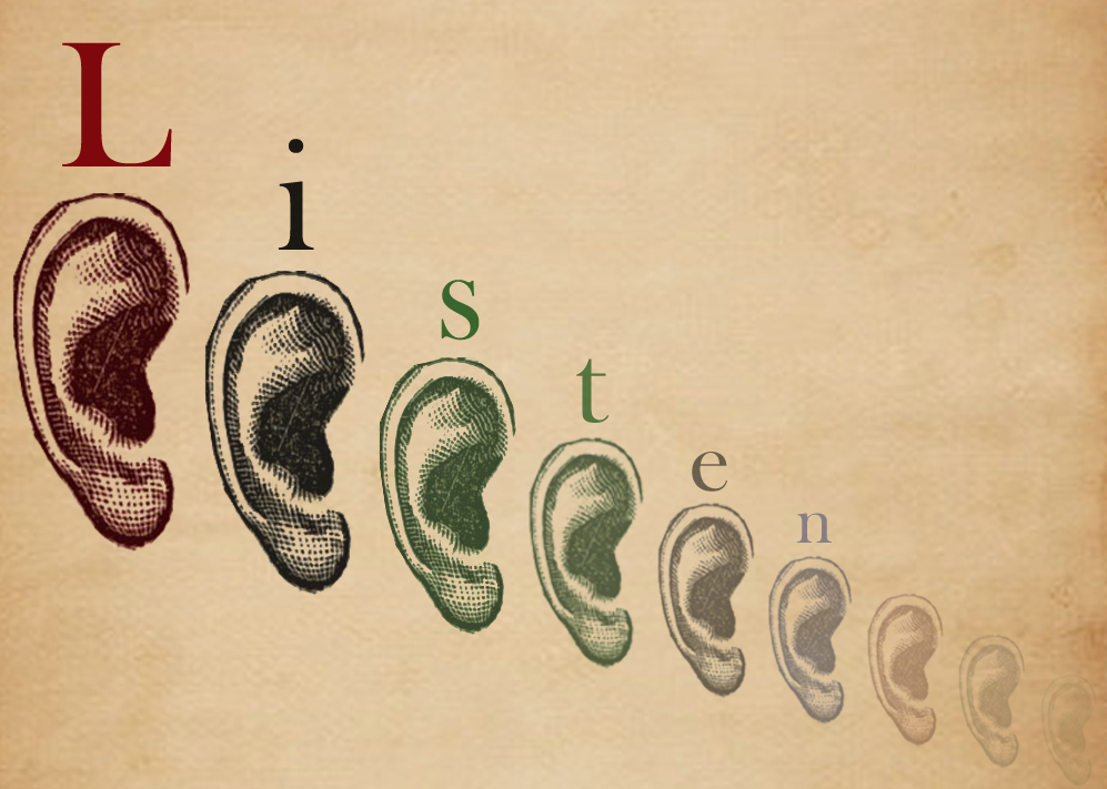 """Doug Larson once said, """"Wisdom is the reward you get for a lifetime of listening when you'd have preferred to talk."""""""