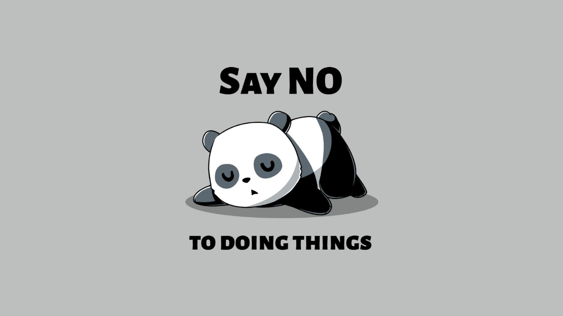 Pandas Aren T That Lazy Are They Teeturtle Com Wallpaper Quotes Panda Illustration Panda Wallpapers