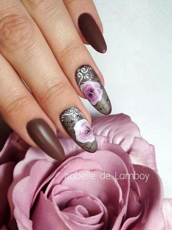 17 Girly Nail Designs That Easy To Try (With images