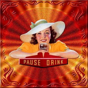 pause and drink