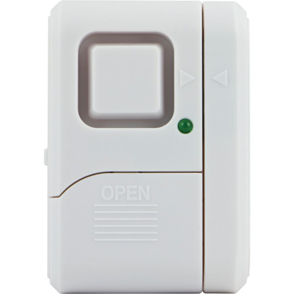 Ge Alarm Wiring Trusted Diagrams Firex 4618 Diagram Magnetic Window With On And Off Indicator Light Single Xti